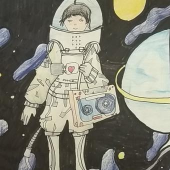 我的太空梦