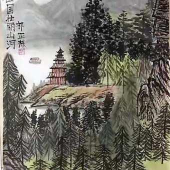 祖国壮丽山河