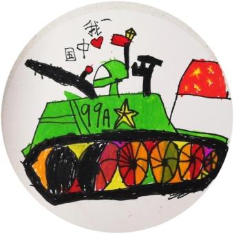 我爱中国之99A坦克