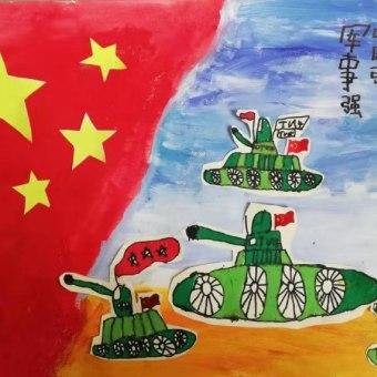 军事强,中国强
