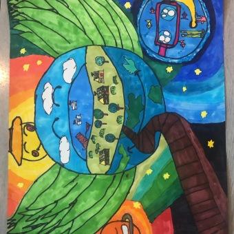 地球与宇宙